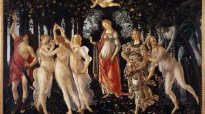 Primavera (Allegory of Spring) -  Sandro Botticelli