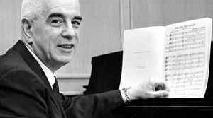 Composer Vittorio Giannini