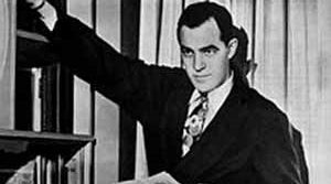 Photo of Radio Actor Karl Weber