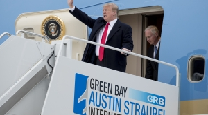 President Donald Trump, Green Bay, 2019