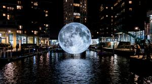 Read full article: Lunar Festival In Milwaukee This Weekend Features Giant Moon Replica