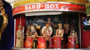 Band Box decoration