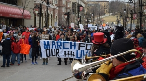 Read full article: Students Press For Tougher Gun Laws With Walk To Janesville