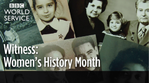 Witness: Women's History Month