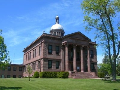 Bayfield County Courthouse