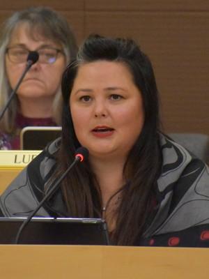 Superior City Council Member Jenny Van Sickle