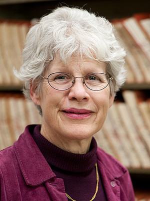 Photo of Joan Hall