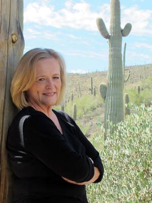 Megan Edwards road stop in desert