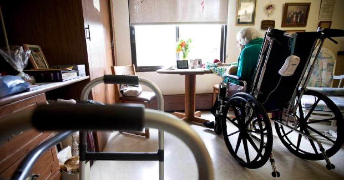 Wisconsin Health Officials Advise Restrictions On Nursing Home Visits Wisconsin Public Radio