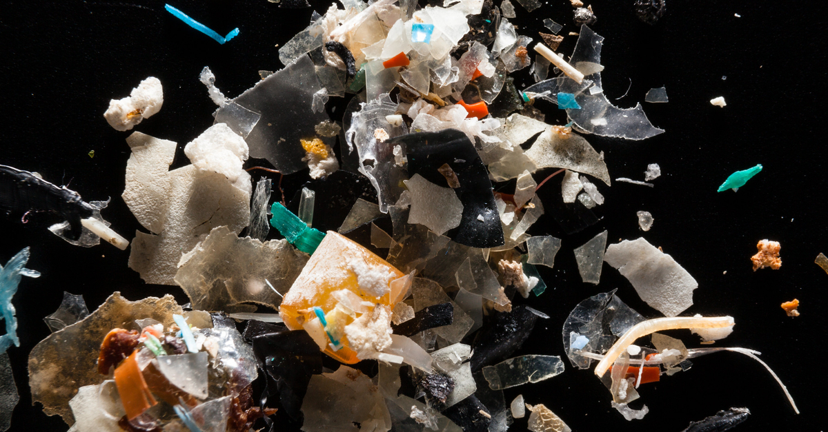 Emerging Research Finds Microplastics Are An Unseen Problem On The Mississippi River - Wisconsin Public Radio News