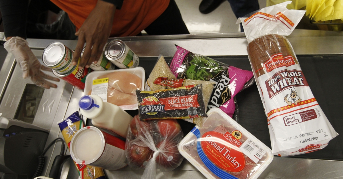 Federal Food Stamp Rule Change Could Cause 25K Wisconsinites To Lose Benefits