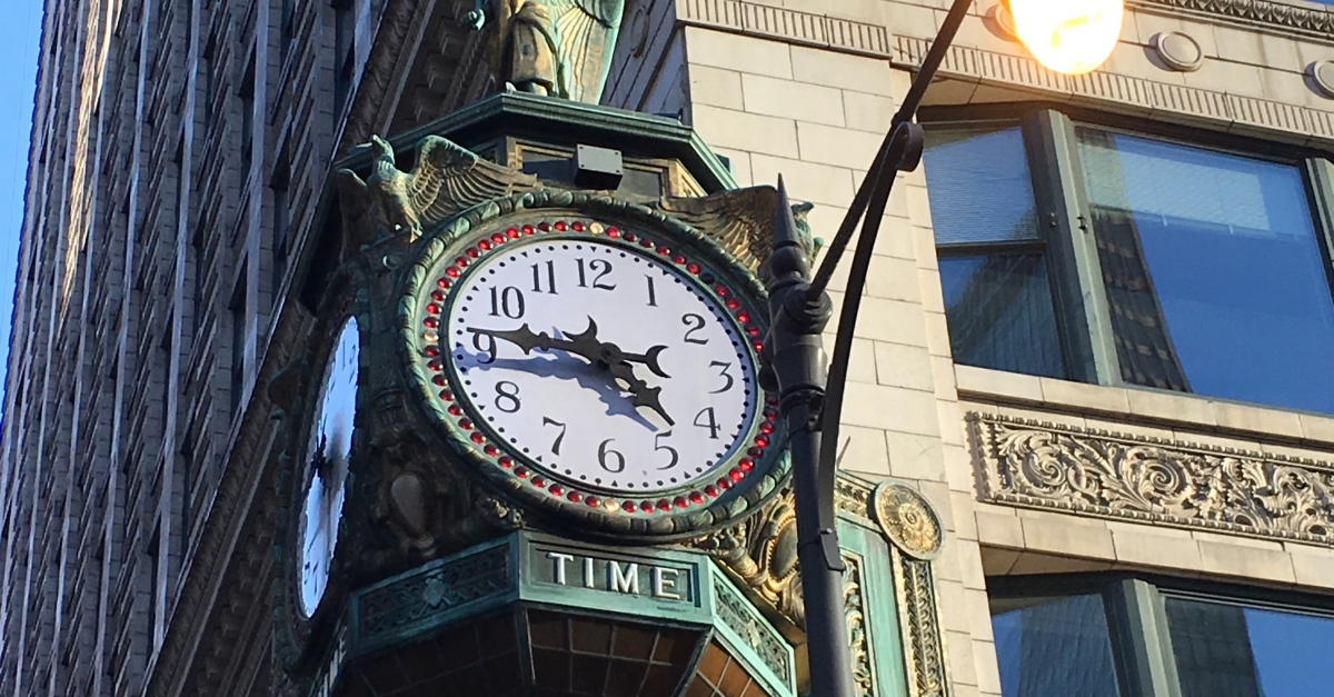 Could Wisconsin And Illinois Be Headed For Different Time Zones Wisconsin Public Radio