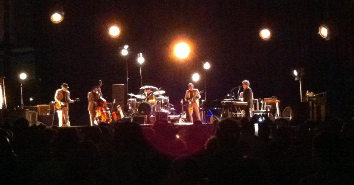 Concert Review: Dylan, Wilco, My Morning Jacket Offer Music History