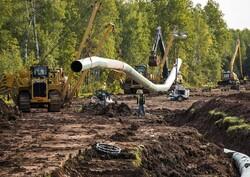 Line 3 pipeline construction in Wisconsin