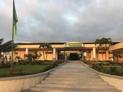 Hesburg Hospital in Santo Domingo, Ecuador