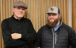 Al Ross and Chris Kroeze
