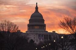 Dawn at the Capitol