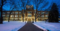 UW-Oshkosh's Dempsey Hall