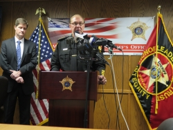 Interim Milwaukee County Sheriff Richard Schmidt