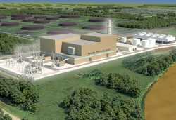 Proposed Superior Power Plant