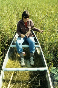 wild rice, image by Wisconsin Department of Natural Resources