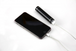 smart phone with portable charger
