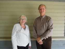 Caryn Treiber and Dean Kallenbach