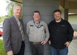 Dean Kallenbach Dan Masterpole and Rich Kremer