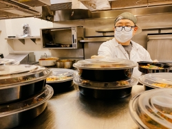 restaurants, coronavirus, covid-19, tory miller, takeout