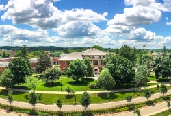 UW-River Falls campus