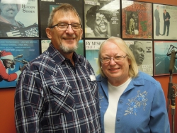 Jerry and Judy Crotsenberg