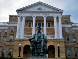 Bascom Hall at the University of Wisconsin-Madison