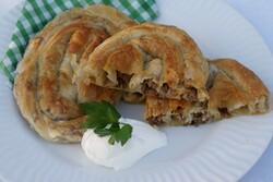 croatian pastry burek