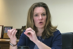 Wisconsin Dept. of Health Services Secretary Andrea Palm