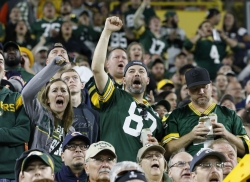 Fans, Green Bay Packers, Chicago Bears
