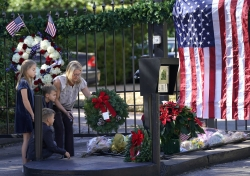George H W Bush Memorial Funeral Mourning