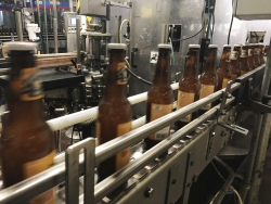 beer bottling