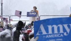 U.S. Sen. Amy Klobuchar (D-Minnesota) 2020 presidential campaign announcement