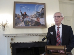 evers governor mansion painting