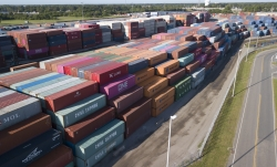 china shipping trade containers tariff