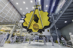 NASA James Webb space telescope