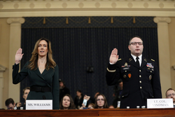 Impeachment hearing vindman williams