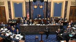 Jay Sekulow speaks at President Trump's impeachment trial