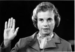 Sandra Day O'Connor, US Supreme Court, SCOTUS, Ronald Reagan