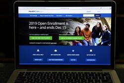 Healthcare.gov open enrollment