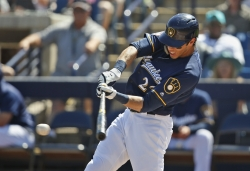 Milwaukee Brewers' Christian Yelich