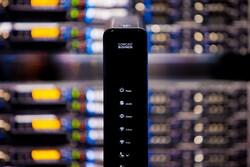 A Comcast Business modem