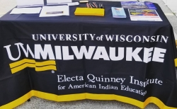 Electa Quinney Institute for American Indian Education at UW-Milwaukee