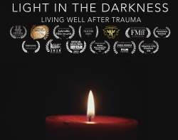 """""""Light in the Darkness"""" movie poster"""