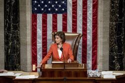 House Speaker Nancy Pelosi of Calif.
